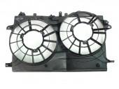 Hűtőventillátor keret, 2002-2006