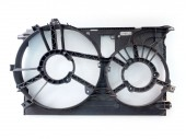 Hűtőventillátor keret (Z19DTR, A19DTR) 2008-2011