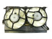 Hűtőventilátor kerettel (13114369 + 13114368) M, 2005-2010