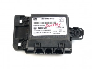 Tolatóradar elektronika, hátsó (0 263 004 414) 2010