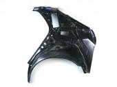 Bal hátsó belső sárvédő (4D)