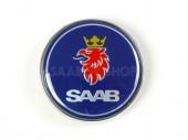 Hátsó embléma, SAAB (4D) 2003-2008