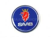 Hátsó embléma, SAAB (CV) 2001-2003