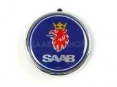 Hátsó embléma, SAAB (4D, 5D – 2009-2010, CV – 2004-2006)