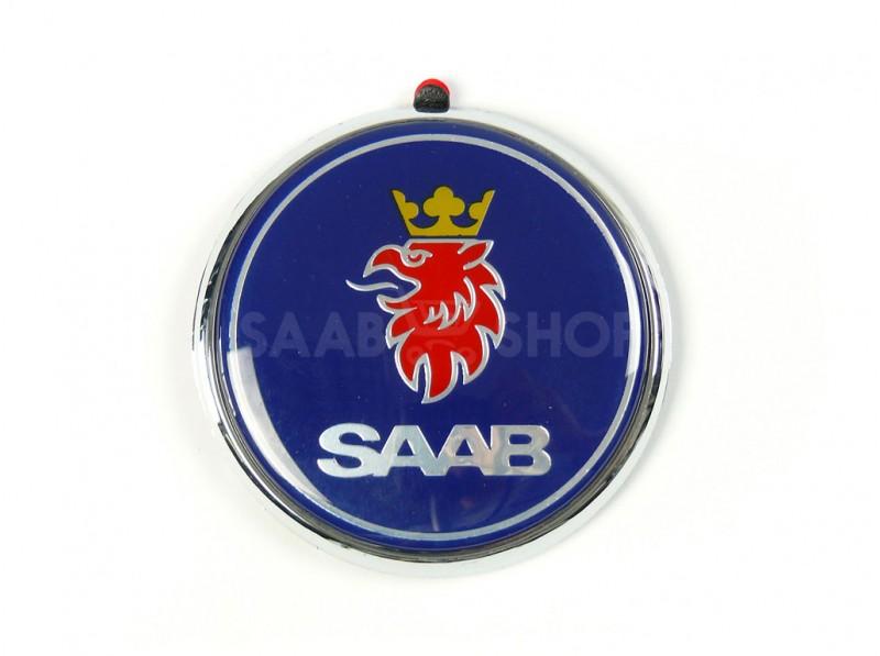 Hátsó embléma, SAAB (5D) 2001-2005
