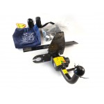Towbar lockable, removable (5D) 1998-2001